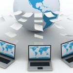 Failu apmaiņa ir process, kura laikā jūs apmaināties ar dažādiem dokumentiem, fotogrāfijām, datorprogrammām, mūzikas vai video failiem, izmantojot datoru ar interneta pieslēgumu.