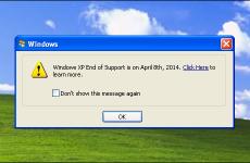 1. Kas tam Microsoft notika, ka pēkšņi izbeidza atbalstīt Windows XP? Nekas tāds pēkšņi nenotika. 13 gadus tā sistēma jau […]
