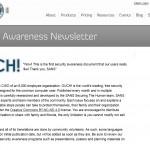 Kopš 2015.gada jūlija CERT.LV uzsāk SANS institūta ikmēneša ziņu lapas OUCH! tulkošanu un izplatīšanu.OUCH! ir viena no vadošajām informācijas tehnoloģiju drošības ziņu lapām, kas īpaši paredzēta datoru lietotājiem. Katru mēnesi […]